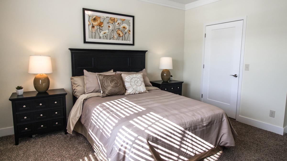 Apartment Bedroom View 2
