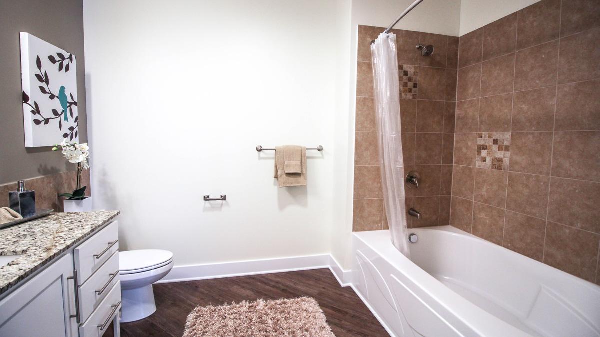 Apartment Full Bath View