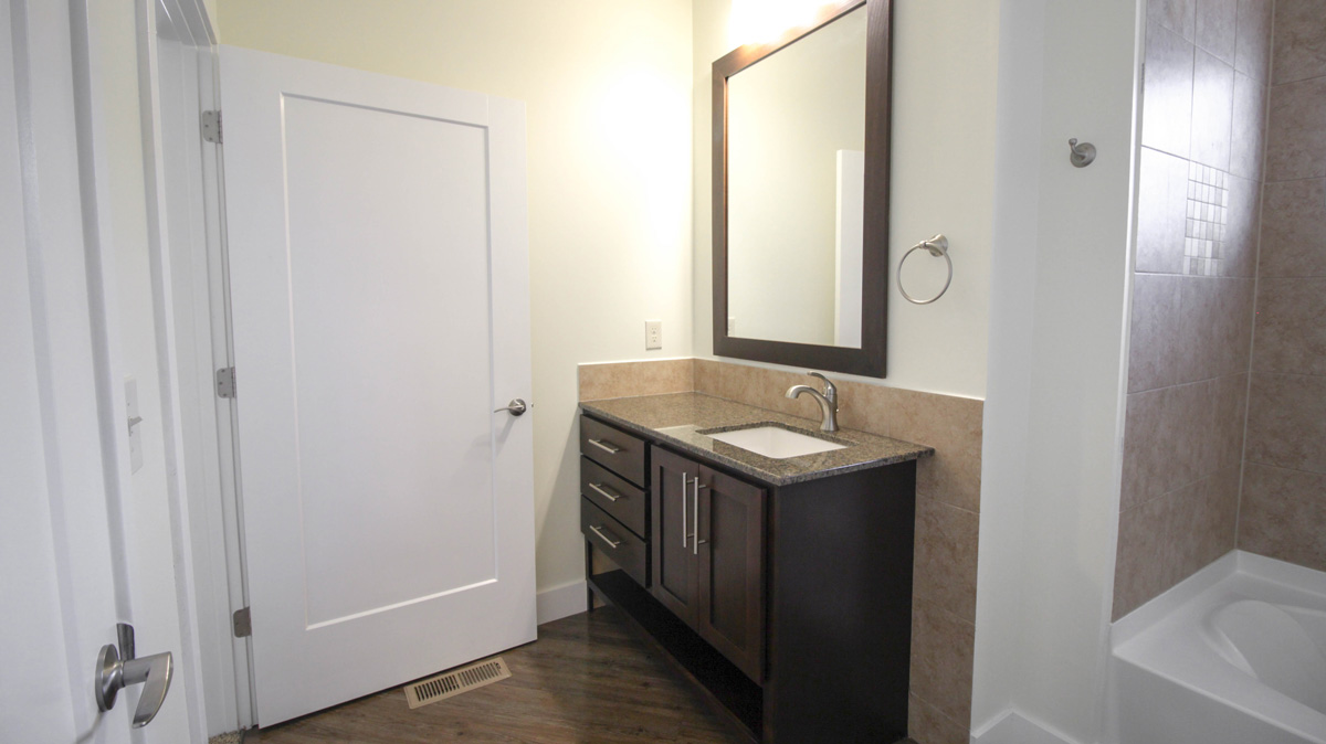 Townhome Bathroom View 3